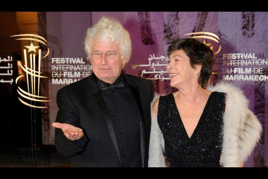 Le r alisateur jean jacques annaud et sa femme - Jean francois balmer et sa femme ...