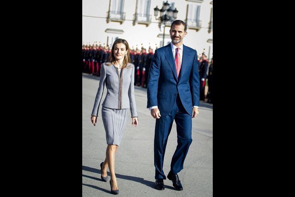 Photos - Royal Blog - Letizia, la royaute incarnee...