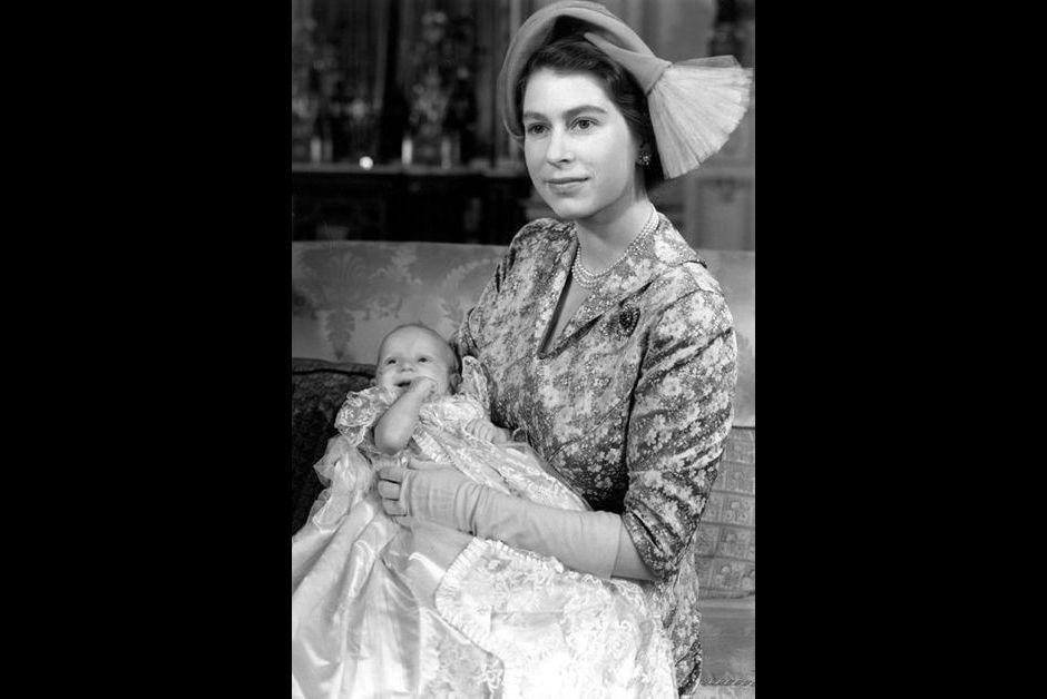 Unique fille de la reine elizabeth ii la princesse anne a 65 ans