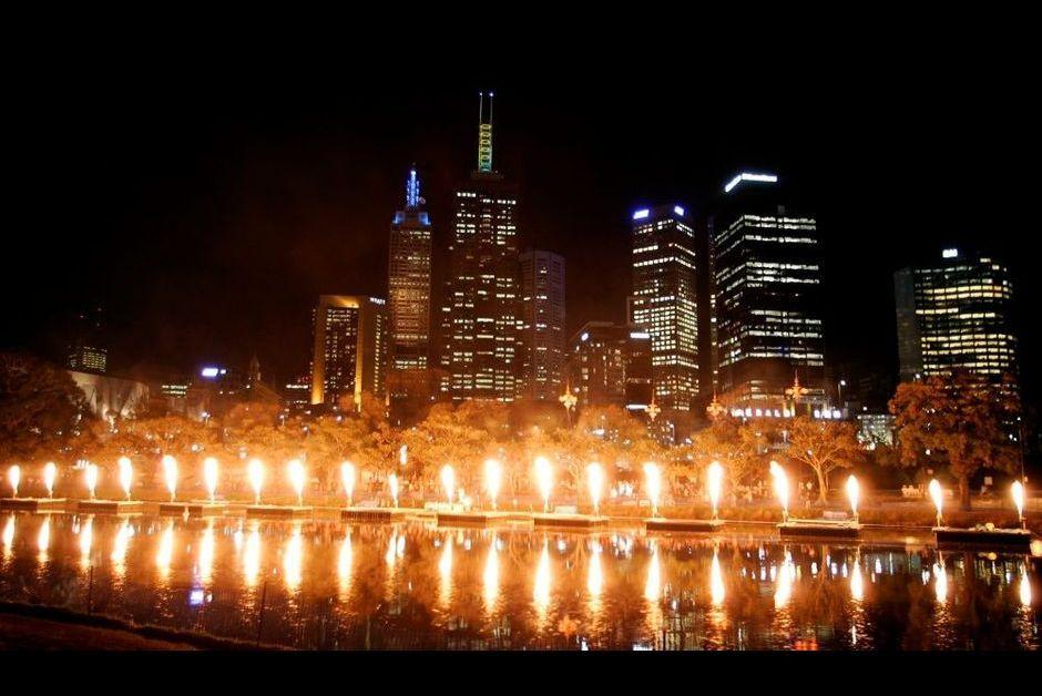 1. Melbourne (Australie)