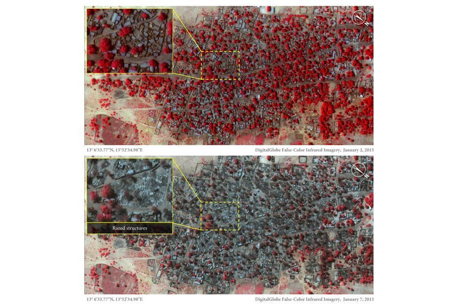 206256 Doro Baga Satellite View On 2 Jan 2015 And 7 Jan 2015