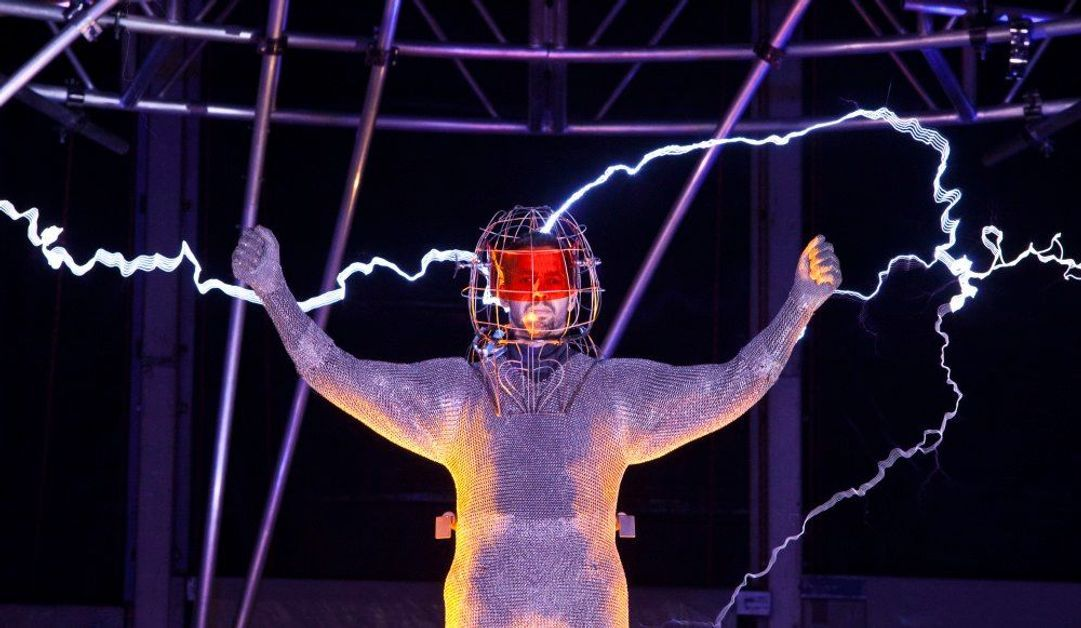 Electrified: One Million Volts Always On