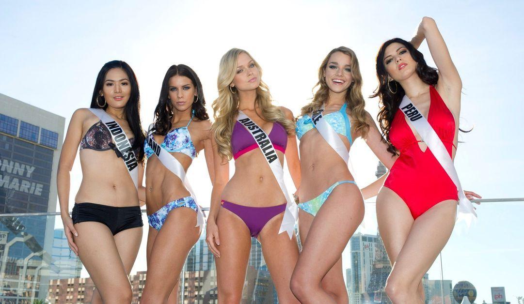 Miss Univers Les Pr Paratifs Se Poursuivent