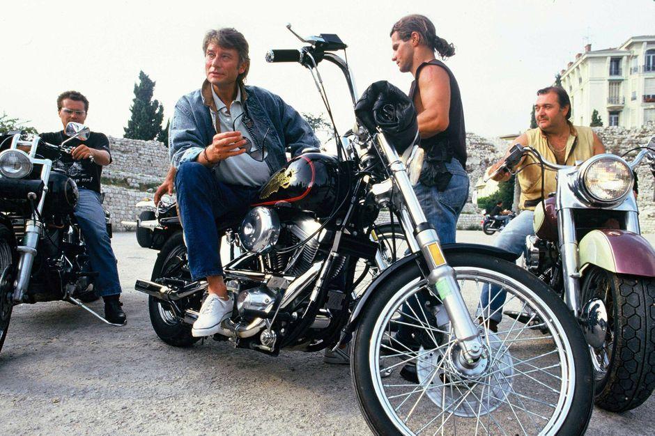 DavidsonUne Harley Histoire Hallyday Et De Passion Johnny Les HIEDWY29