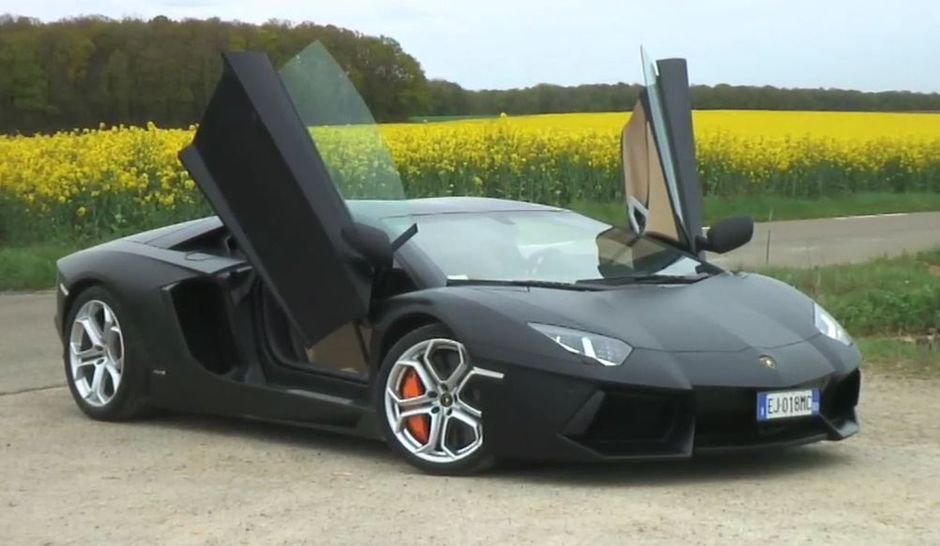 voiture de collection lamborghini aventador voitures. Black Bedroom Furniture Sets. Home Design Ideas