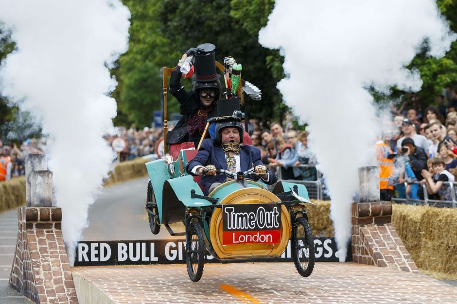 red bull soapbox race fond la caisse. Black Bedroom Furniture Sets. Home Design Ideas