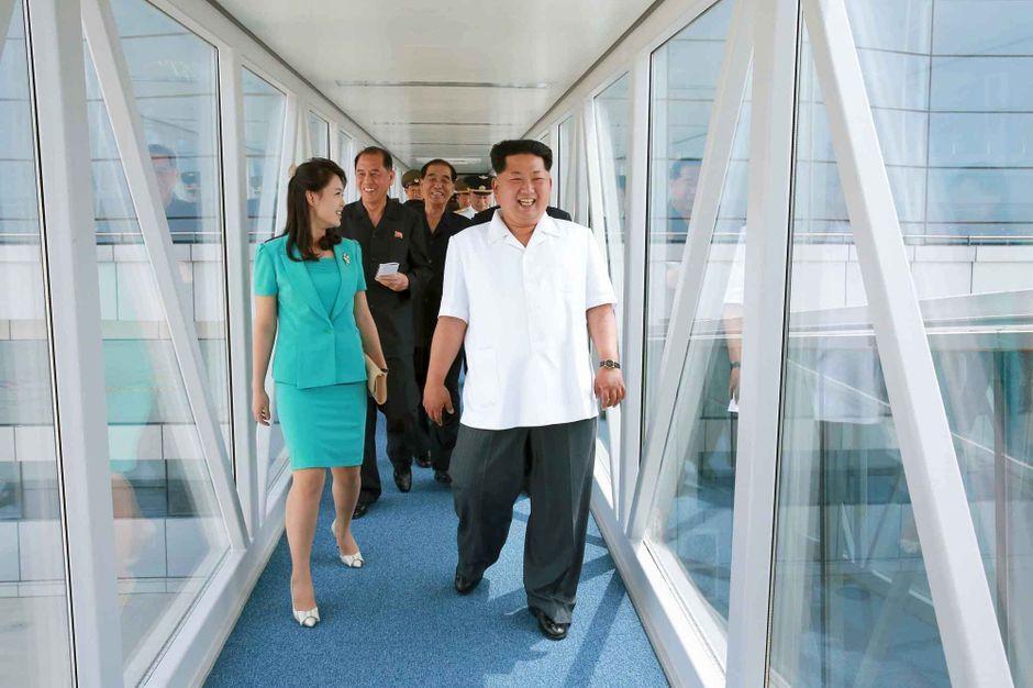 nouvel a roport de pyongyang kim jong un a ex cut l 39 architecte. Black Bedroom Furniture Sets. Home Design Ideas