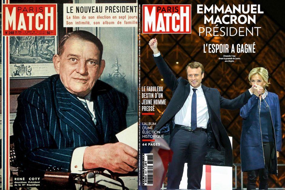 Linstant de match  ParisMatch