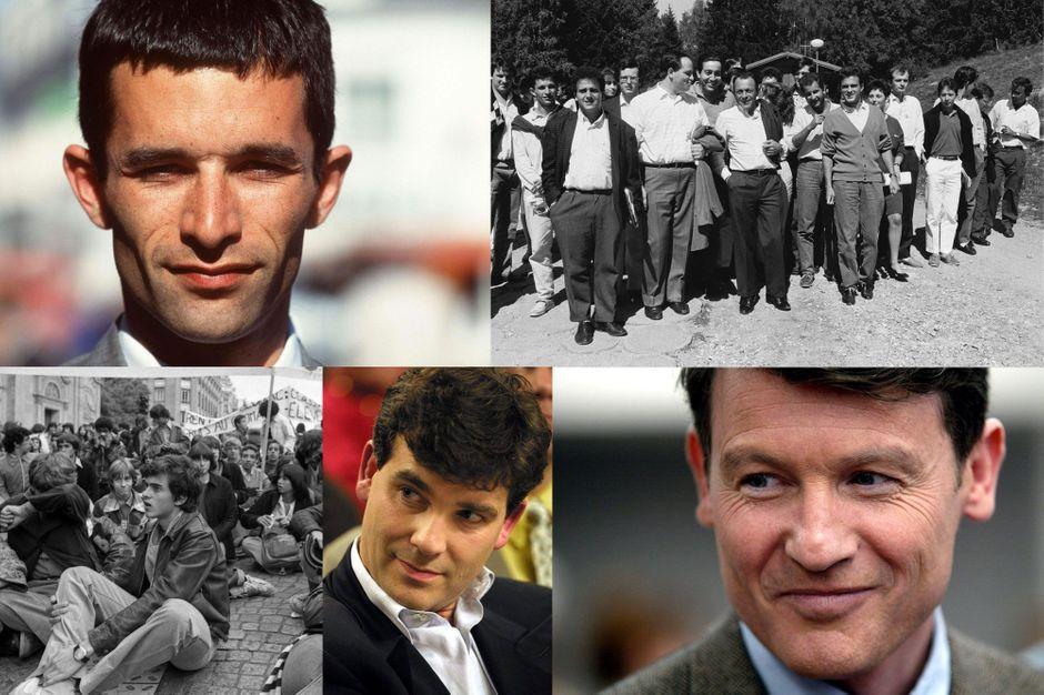 Hamon, Valls, Montebourg, Peillon jeunes premiers : les images