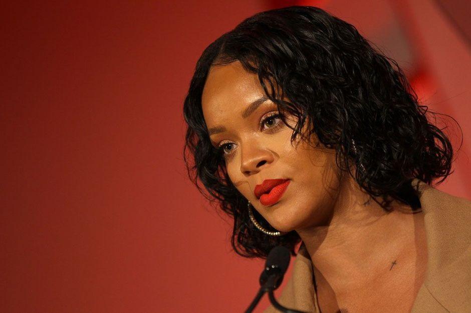 Stars sans maquillage rihanna avant apr s - Rihanna avant apres ...