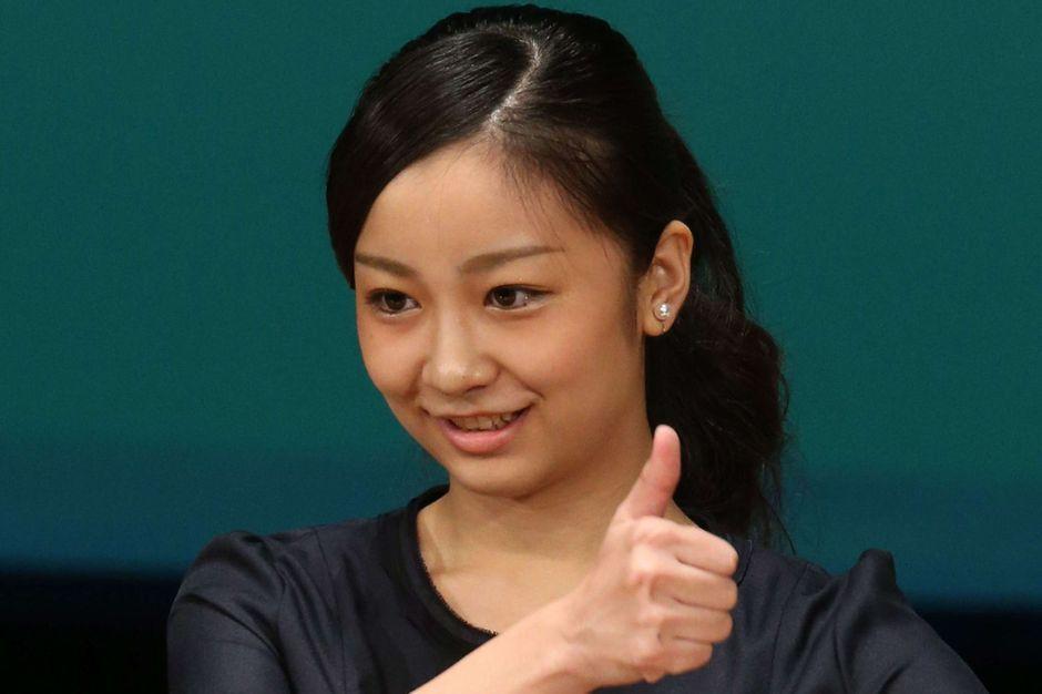 Famille imp riale du japon en photos une premi re pour la princesse kako - Mode japonaise paris ...