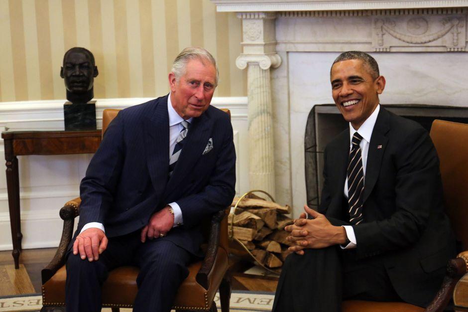Prince charles et camilla aux etats unis au c ur du for Au coeur de la maison blanche barack obama