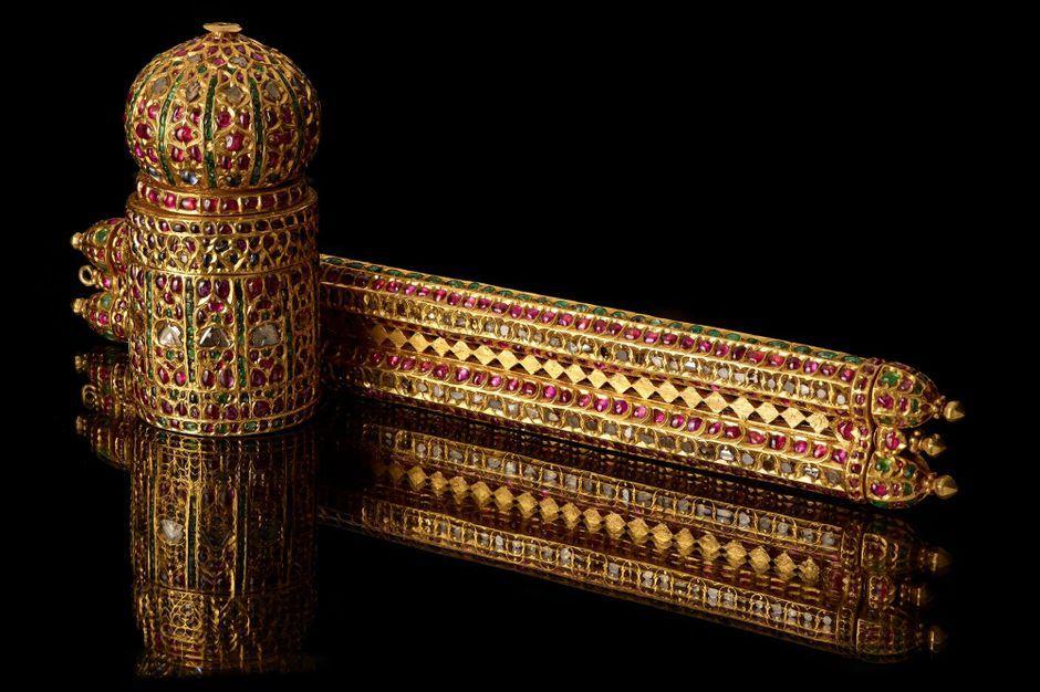 Haute joaillerie dans les secrets des joyaux indiens for Les secrets de paris