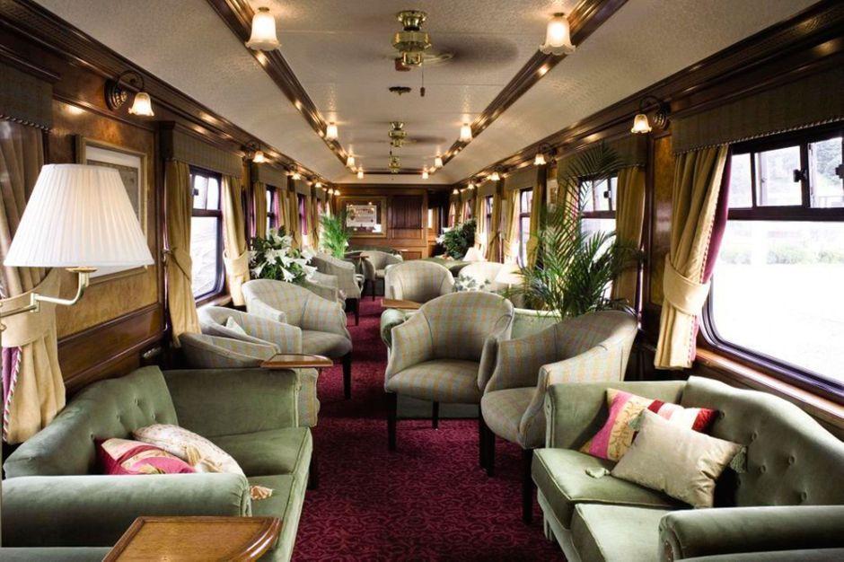 En images les plus beaux trains du monde - Les plus beaux plafonds du monde ...