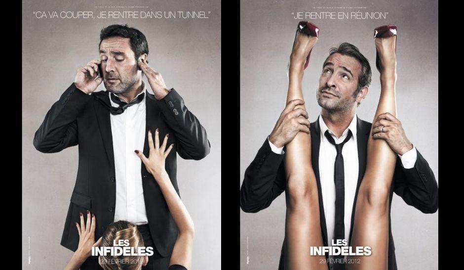 Les infidelit s de dujardin d rangent for Dujardin film muet