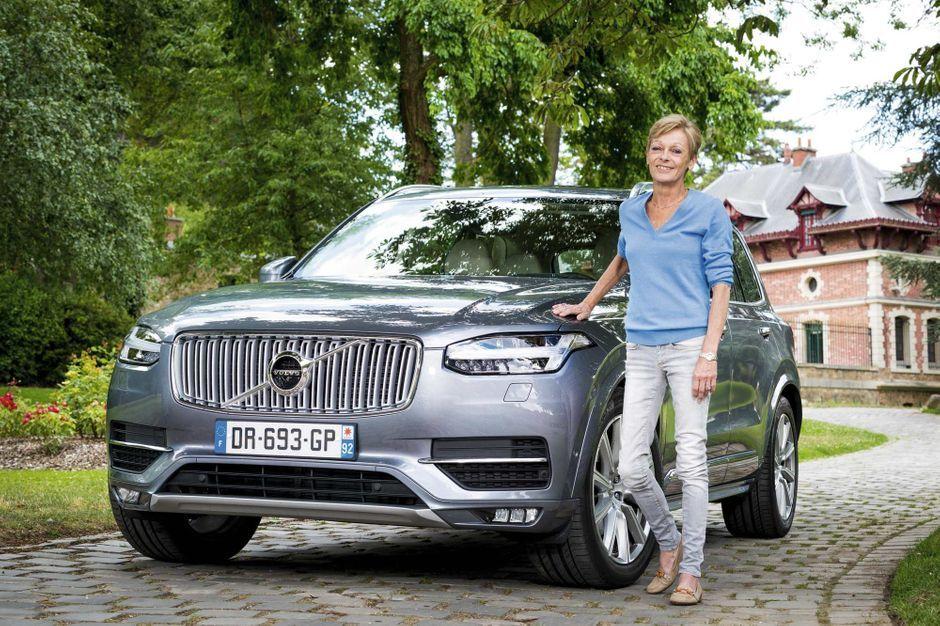 Volvo xc 90 d5 awd fran oise bourdin un il sur le conteur - Conteur d abonne ...