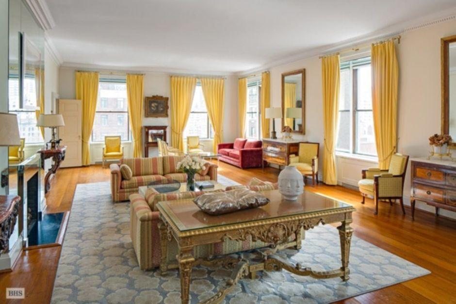 700 m tres carr s 48 millions de dollars new york l 39 appartement de l 39 ambassadeur en vente - Appartementmillions dollars new york ...