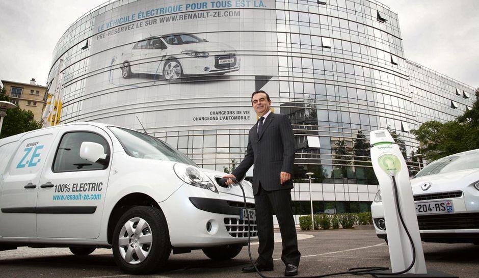 Renault une bien trange affaire for Garage renault paris 9