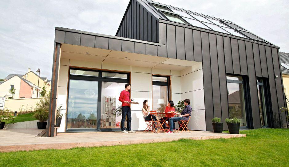 j ai test la maison du futur. Black Bedroom Furniture Sets. Home Design Ideas