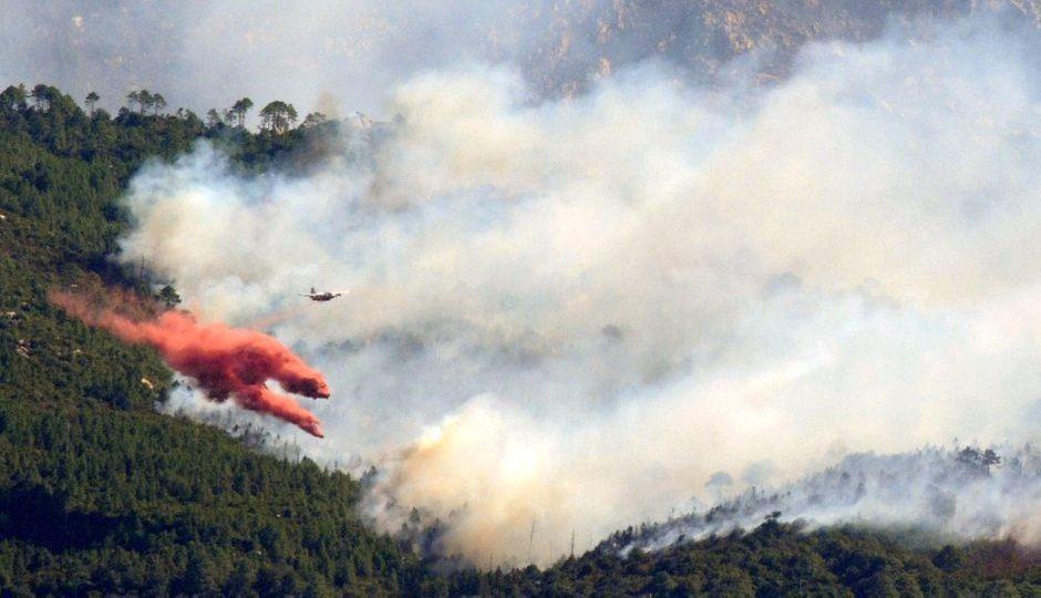 Incendies corse deux pompiers incendiaires mis en examen for Airess incendie