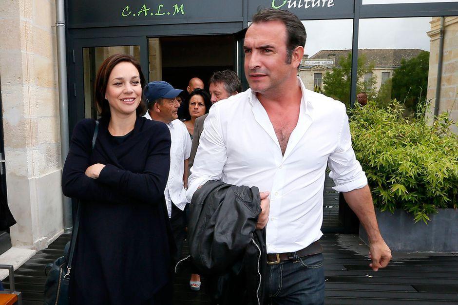 Elle s 39 appelle jeanne une petite fille pour nathalie for Jean dujardin pechalat