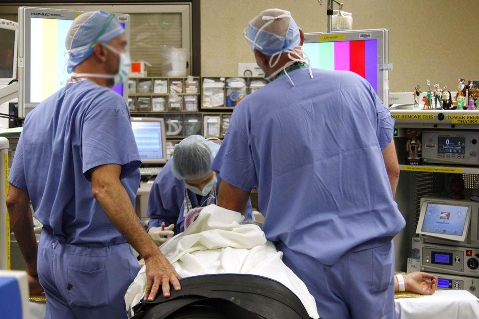 medecin anesthesiste