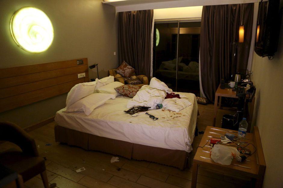 hotel en pris: