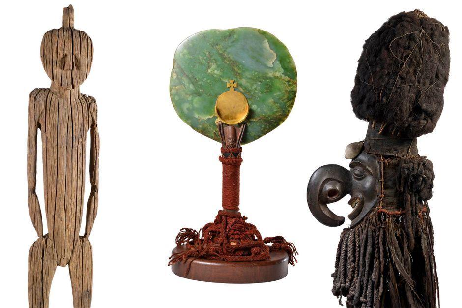 Expo kanak l art pour m moire - Histoire de la sculpture ...