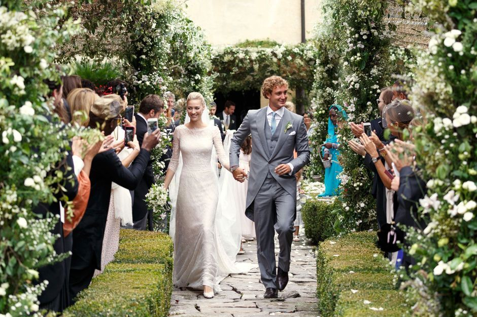 toutes les photos de la journ e pierre casiraghi et b atrice borromeo mariage de r ve. Black Bedroom Furniture Sets. Home Design Ideas