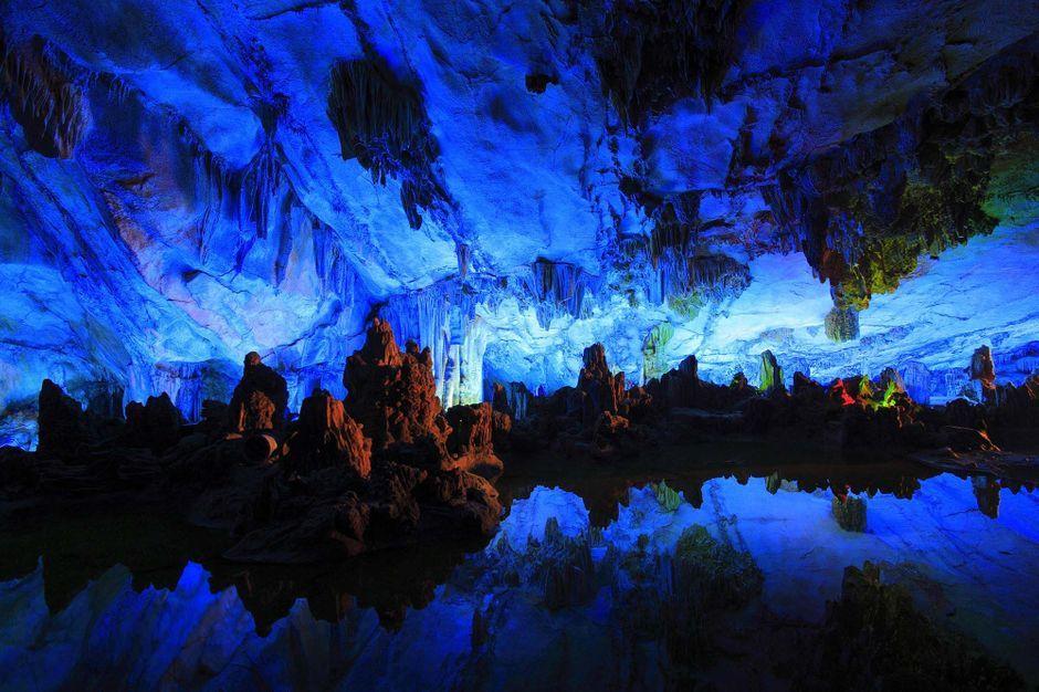 merveilles de la nature les plus belles grottes du monde. Black Bedroom Furniture Sets. Home Design Ideas