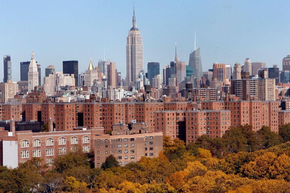 un quartier pour 5 3 milliards de dollars new york tout prix. Black Bedroom Furniture Sets. Home Design Ideas