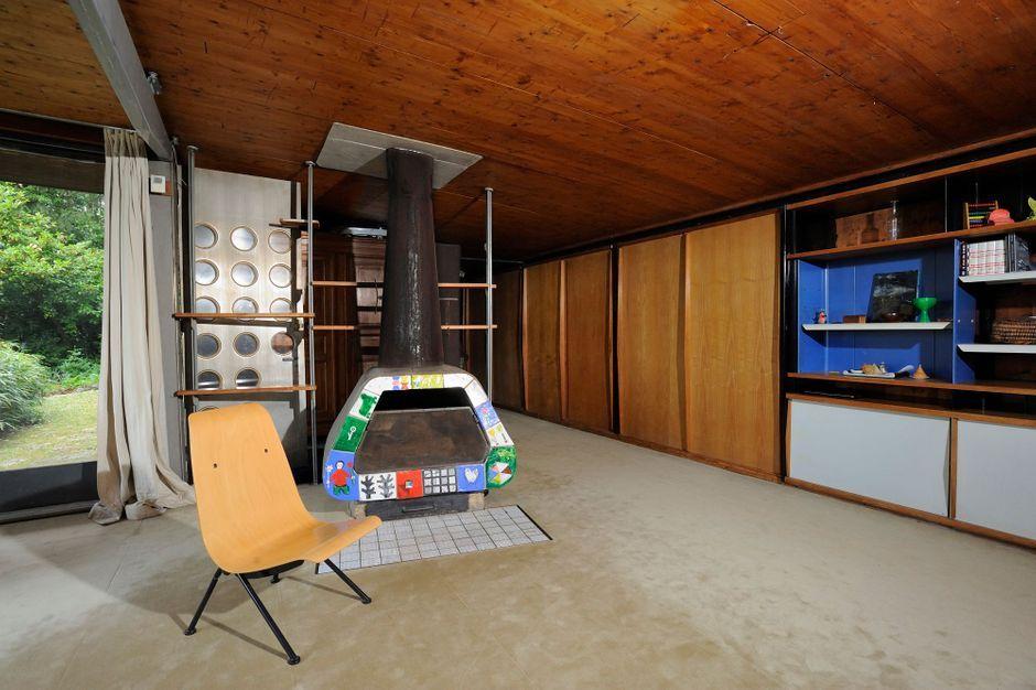 city guide nancy dans les pas de jean prouv. Black Bedroom Furniture Sets. Home Design Ideas