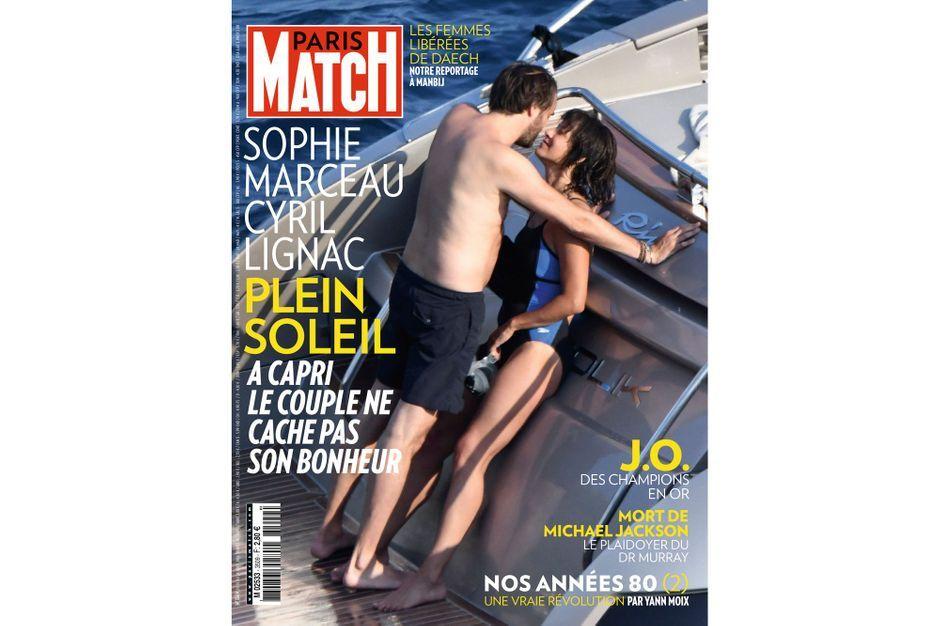 Sophie Marceau et Cyri...
