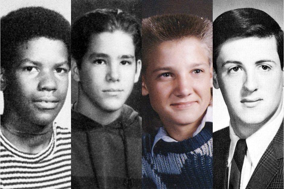 30 célèbres acteurs à l'époque de l'enfance