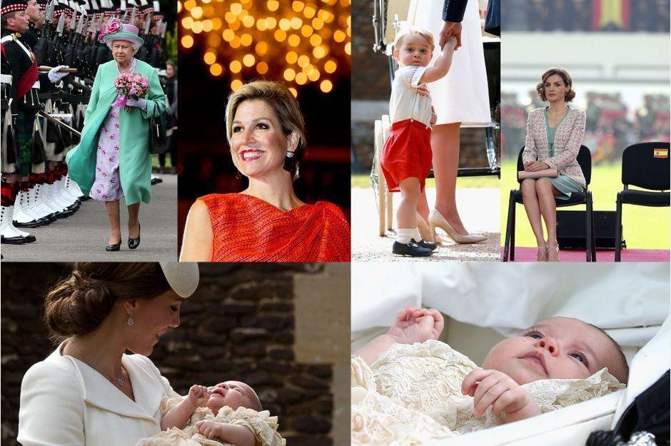 Royautés : Les plus belles photos de la semaine royale