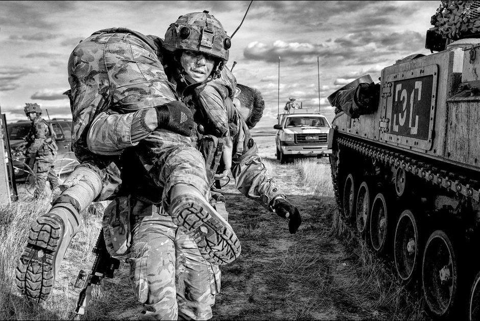 Photographes De Guerre Et En Guerre