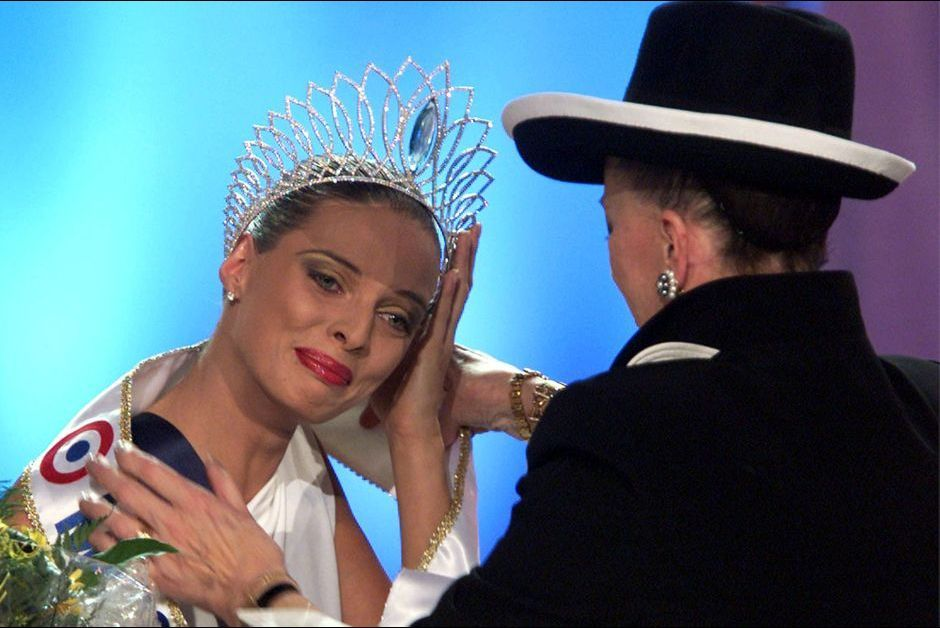 Quand Sylvie Tellier était élue Miss France 2002