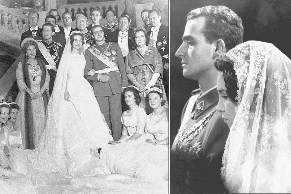 Robe de mariee reine d'espagne