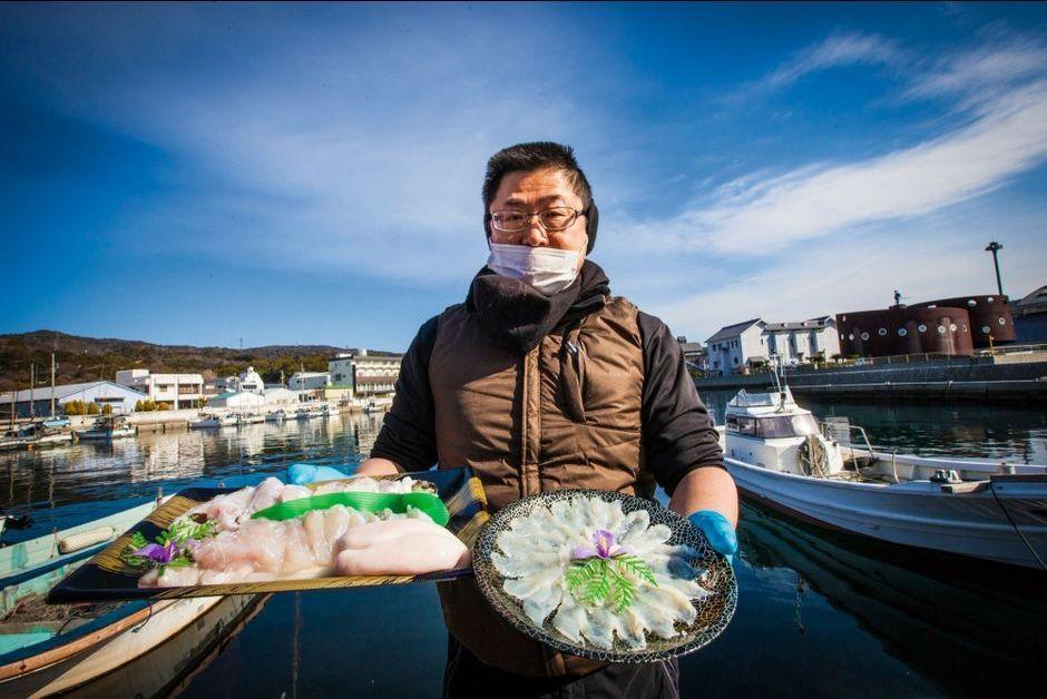 Le Japon étrange : On a goûté le poisson qui tue!