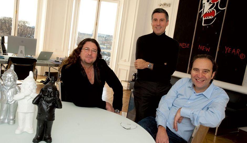Les géants de l'Internet français