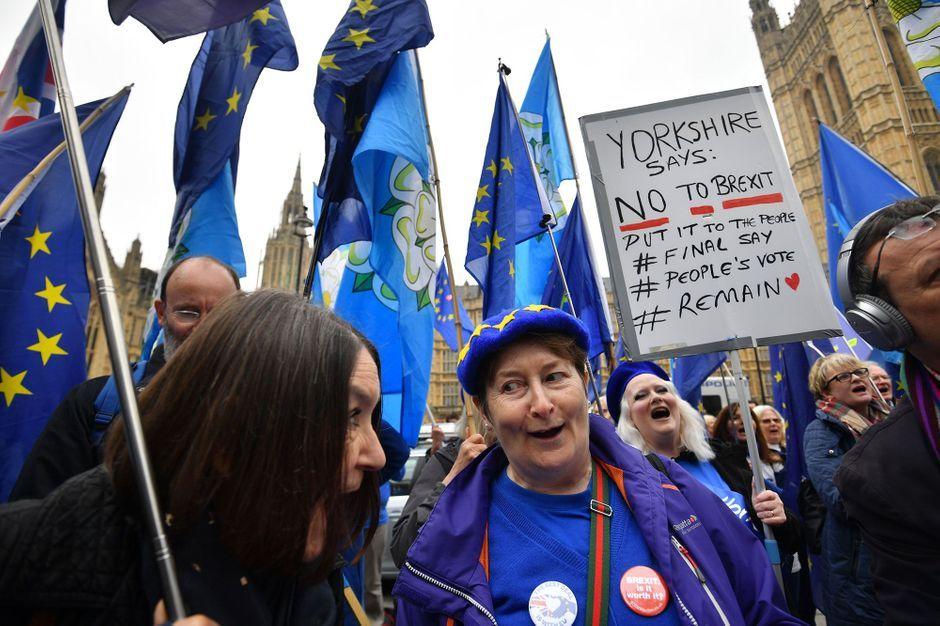 Elections Européennes Au Royaume Uni: En Route Vers Le Brexit, Le Royaume-Uni Prépare... Des
