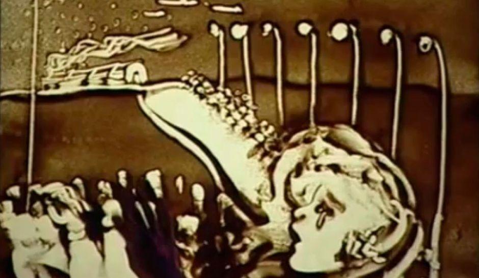 Ксения симонова песочная анимация украина мае талант фасадов