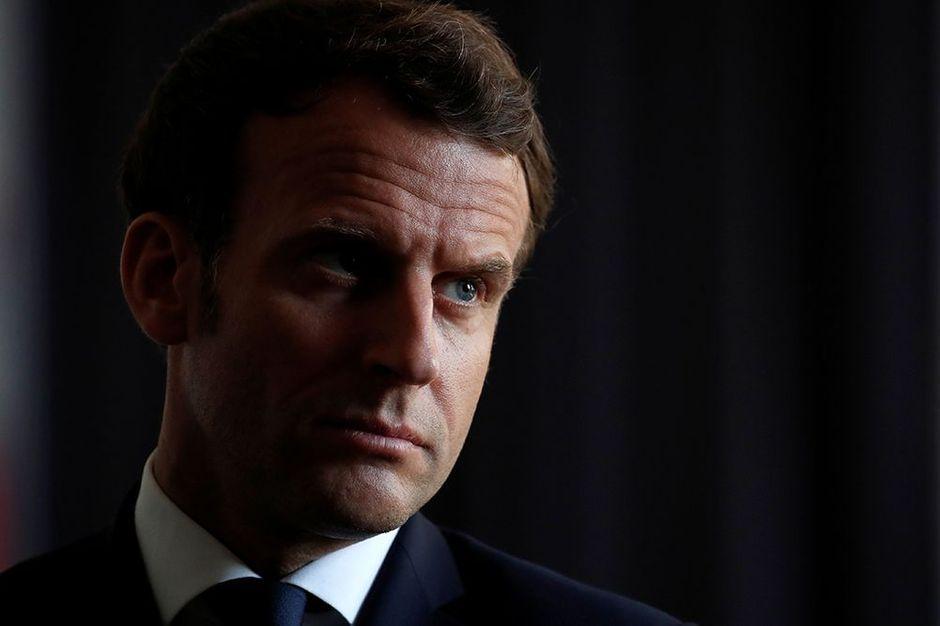 Emmanuel Macron a rencontré des chercheurs au Kremlin-Bicêtre