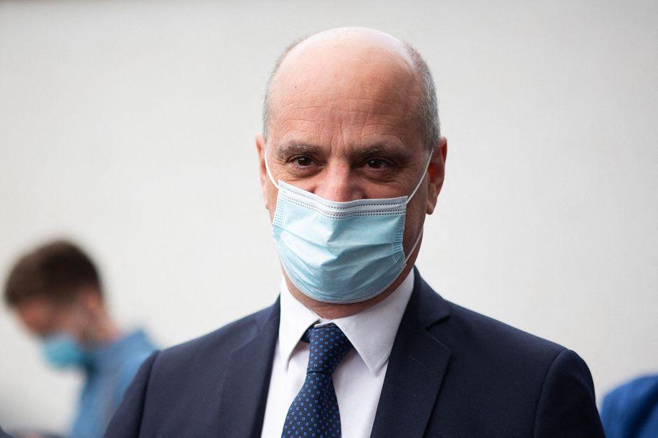 Jean-Michel Blanquer vacciné avec AstraZeneca