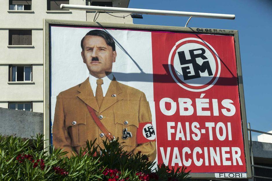 Macron grimé en Hitler : LREM porte plainte