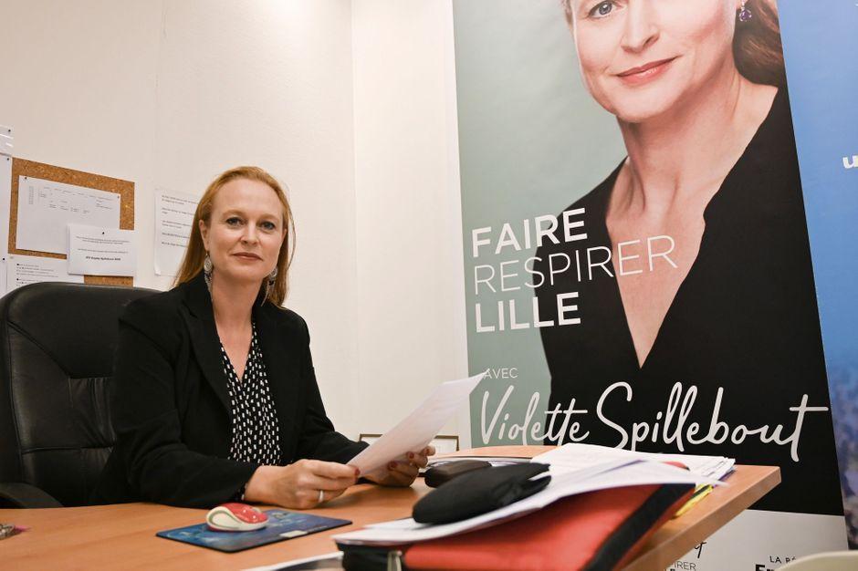 Municipales à Lille : la candidate LREM porte plainte après des meetings perturbés ou annulés