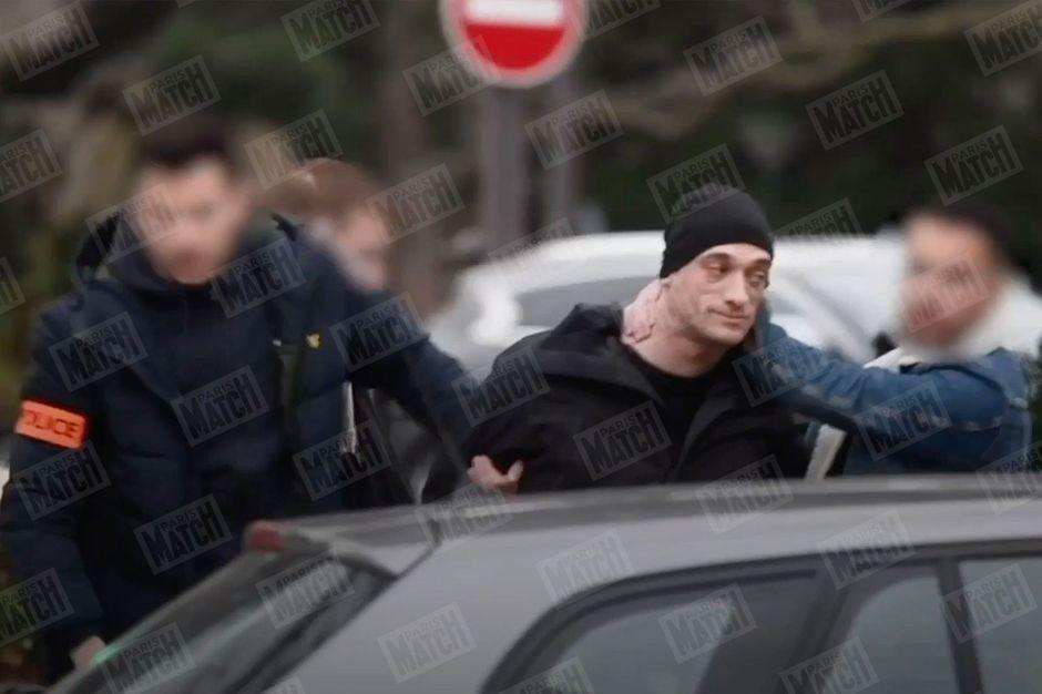 Vidéo exclusive affaire Griveaux : l'arrestation de Piotr Pavlenski et d'Alexandra de Taddéo