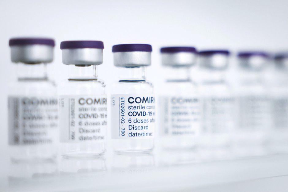 des cas de myocardite à surveiller après le vaccin Pfizer
