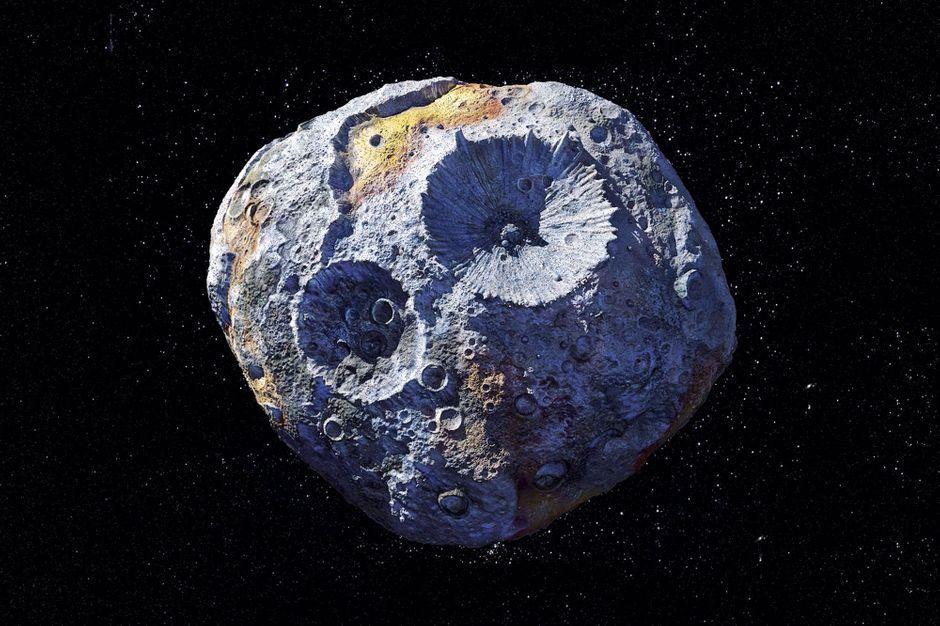 Cet astéroïde vaut plus de 7 millions de fois toute l'économie mondiale
