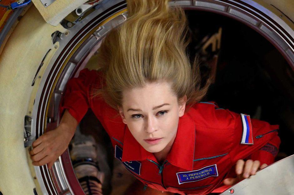 Premier film dans l'espace : révélations et photos souvenirs de Thomas Pesquet